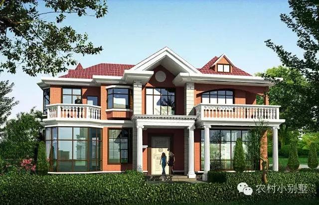 老家盖房子一层设计图