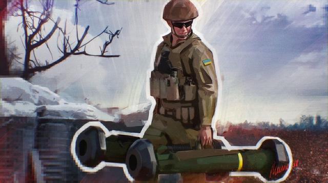 惹我就打你!可轻易打爆坦克,乌克兰向俄罗斯炫耀一武器