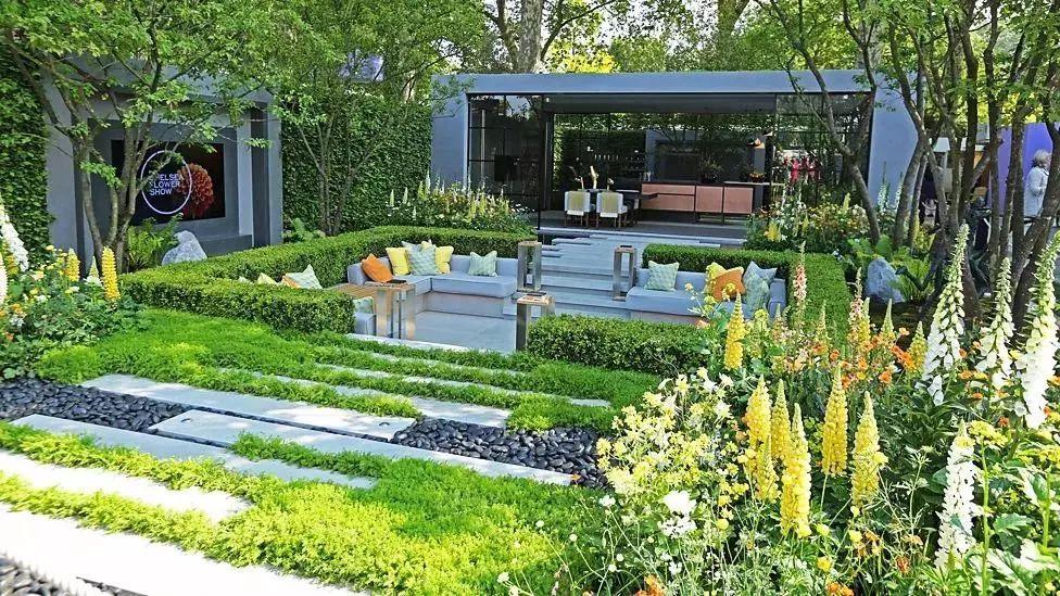 盘点一波创意花园设计