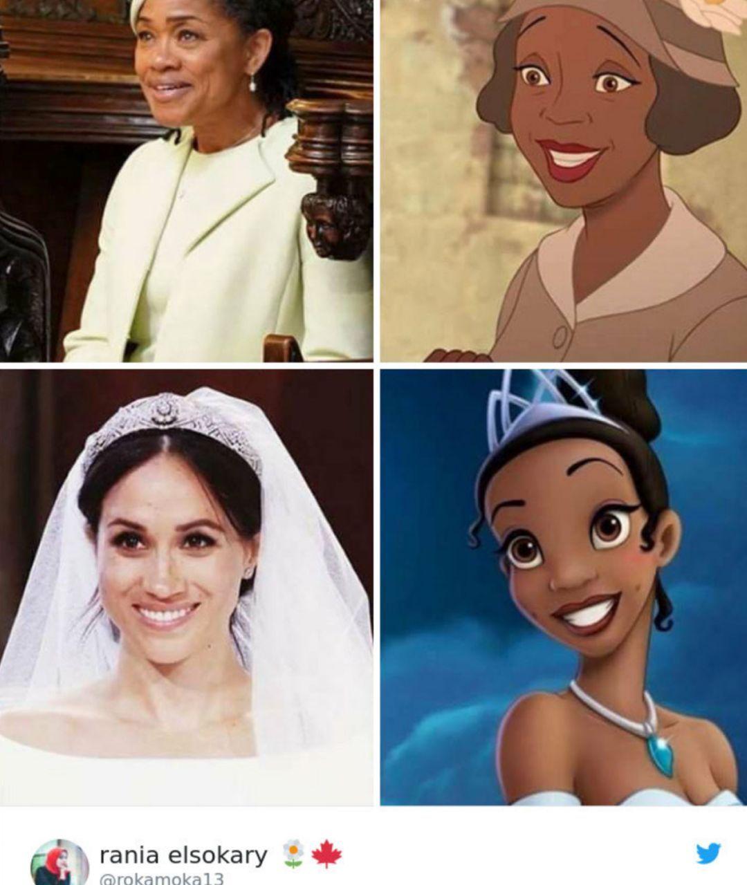 皇室婚礼全网最佳段子手大比拼,网友们的脑洞简直就是黑洞啊