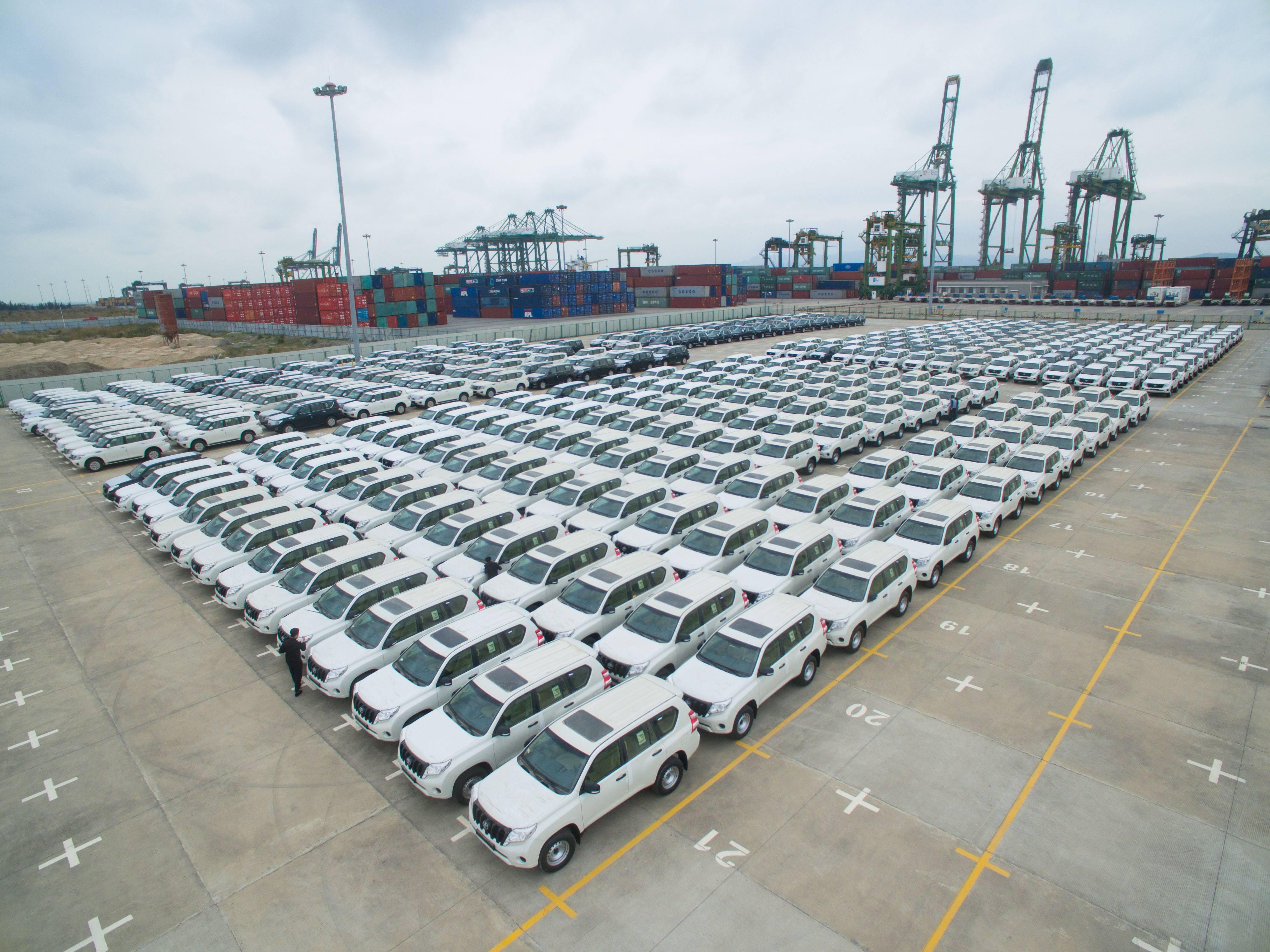 宋清辉:中国先后十次下调汽车关税税率
