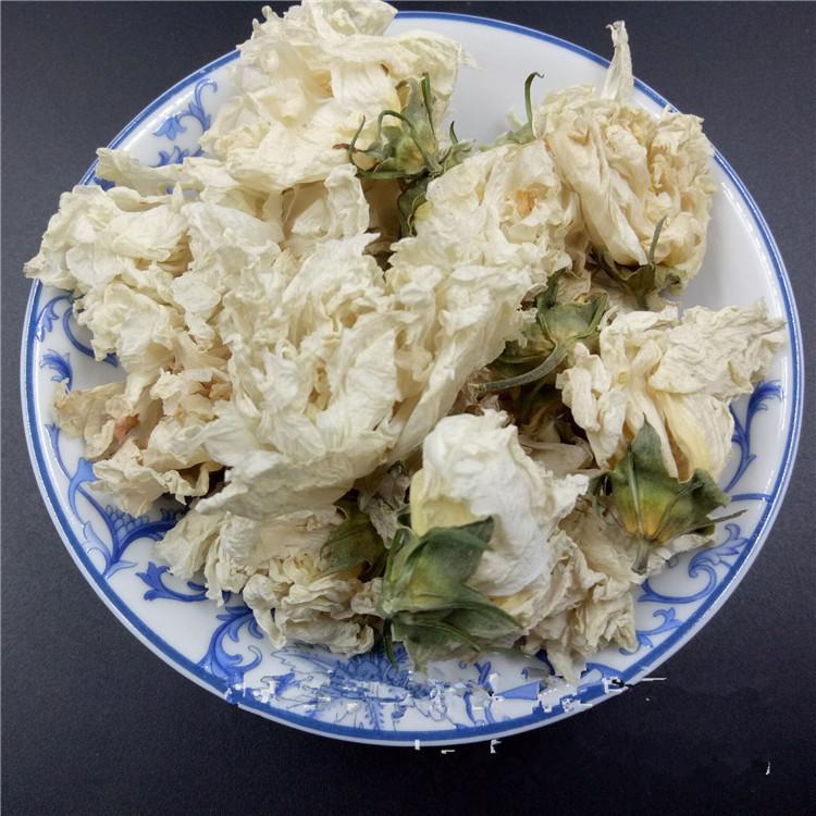木槿花的吃法大全图片