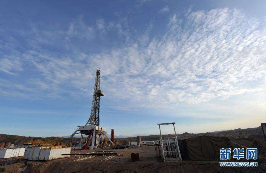 伊拉克和中国油企振华石油签署油田开发合同