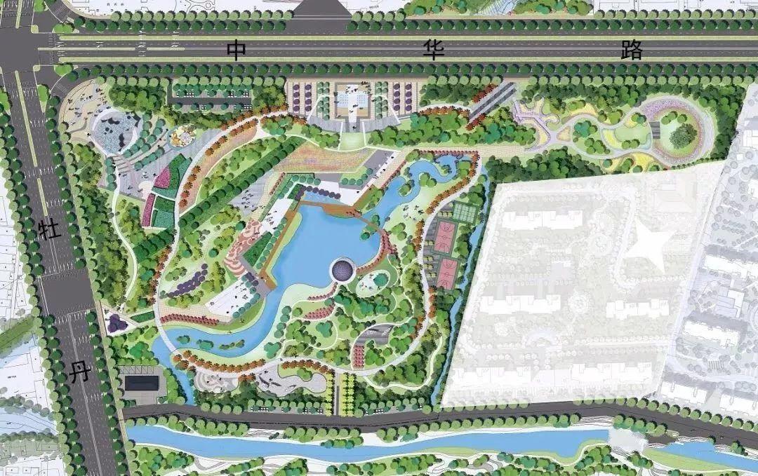 菏泽古城区,高铁片区等项目规划设计进展如何?看市规划局权威解答!图片