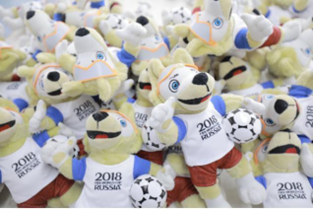 2018世界杯吉祥物平原狼:史上首次互联网中国制造