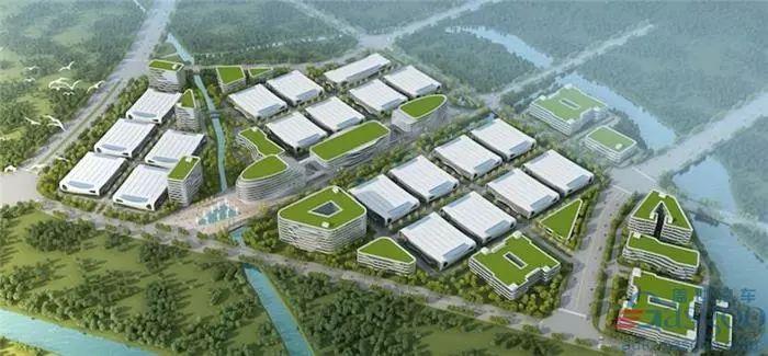芜湖产业园开工奠基