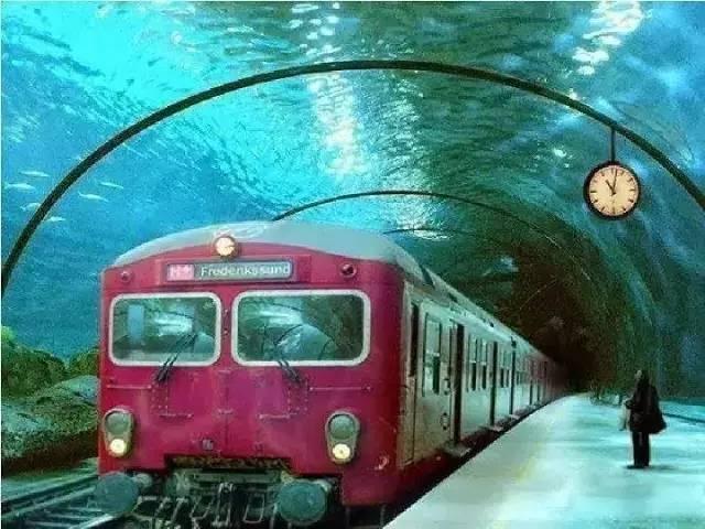 真空管道磁悬浮技术 中国高铁即将入海:大连到烟台仅需12分钟