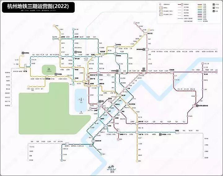 【今日杭州】杭州地铁10条线路最新进展看这里 4号线联庄站6月开通图片