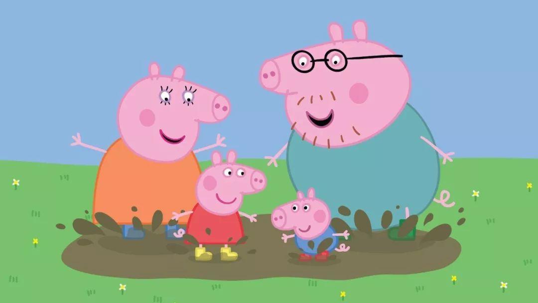 """""""社会人""""小猪佩奇为什么是粉红色图片"""