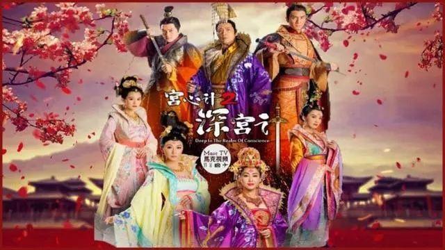 5月最讓人期待的港劇就它了,9位重量級TVB花旦合演!