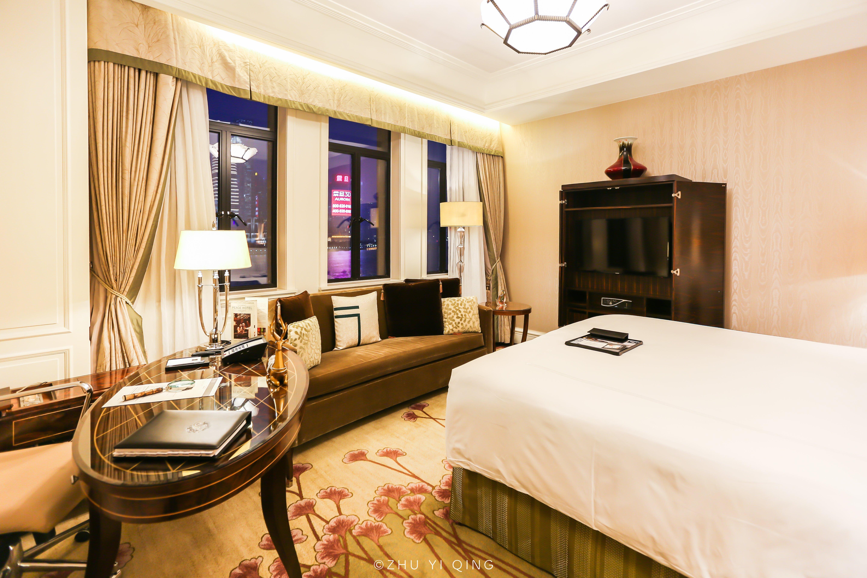 拥有百年历史的酒店,是上海的传奇地标,小时代也在这里拍摄过