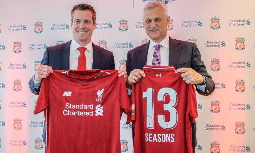 利物浦官方宣布获5年2亿合同 全球仅逊皇马曼联