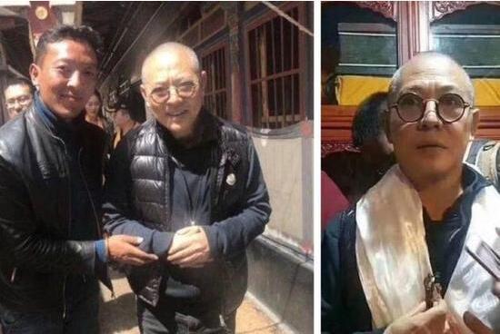 李连杰老得像爷爷了,57岁的老婆却身材好到爆!