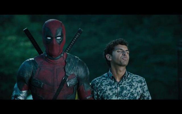变种宣布,《x电影:新战警人》已上映定档2018年4月3日,而《死侍2》将韩国电影班岛图片