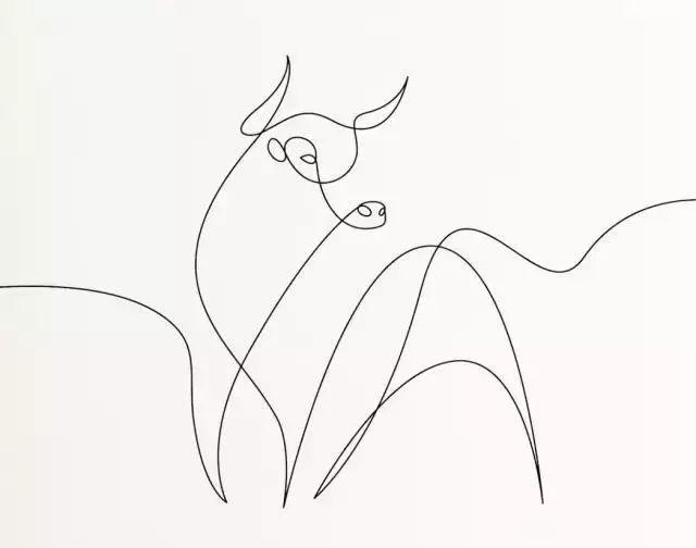 这些牛炸天的画,竟然都是一笔画出来的,看完你还敢说一笔画是小孩子玩的吗