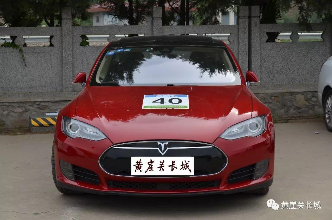 2018中国新能源汽车拉力赛 首站赛事在津举行