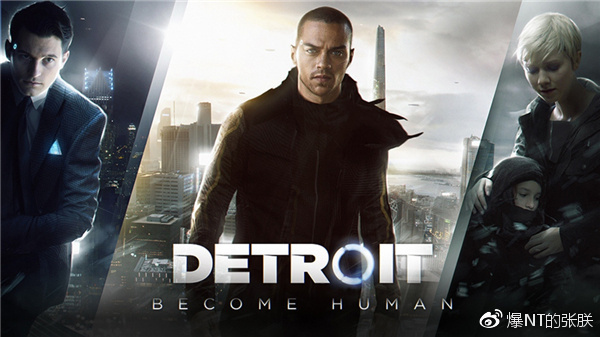 PS4上的全新互动式观影体验 《底特律:成为人