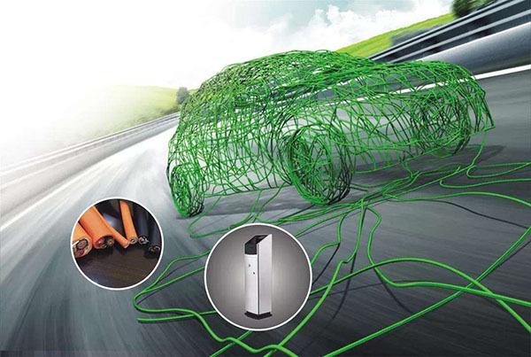 洛德公司致力中国新能源汽车发展 创新材料热管理是关键