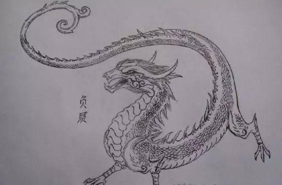 龙怎么画简笔画