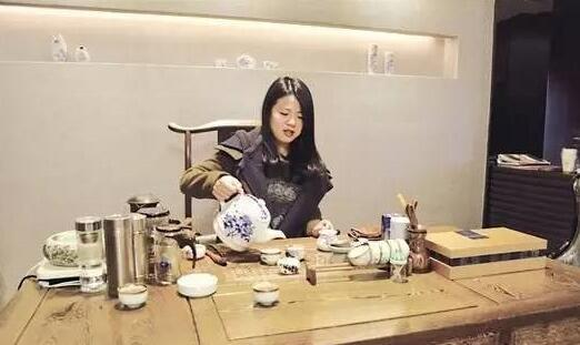 雾霾来袭,却成就90后姑娘的养生茶创业梦