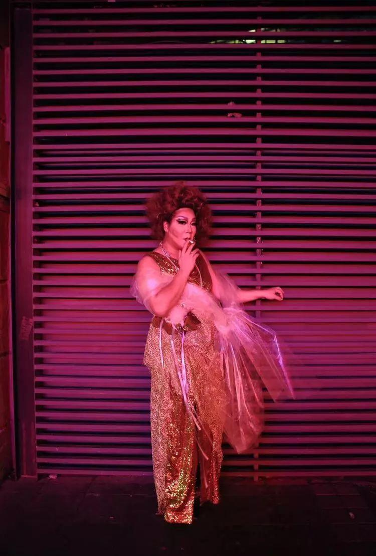 """福建同志说""""从变装皇后身上,学到如何做一个同性恋"""""""