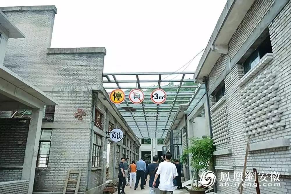 霍山诸佛庵镇仙人冲画家村的蝶变之路图片