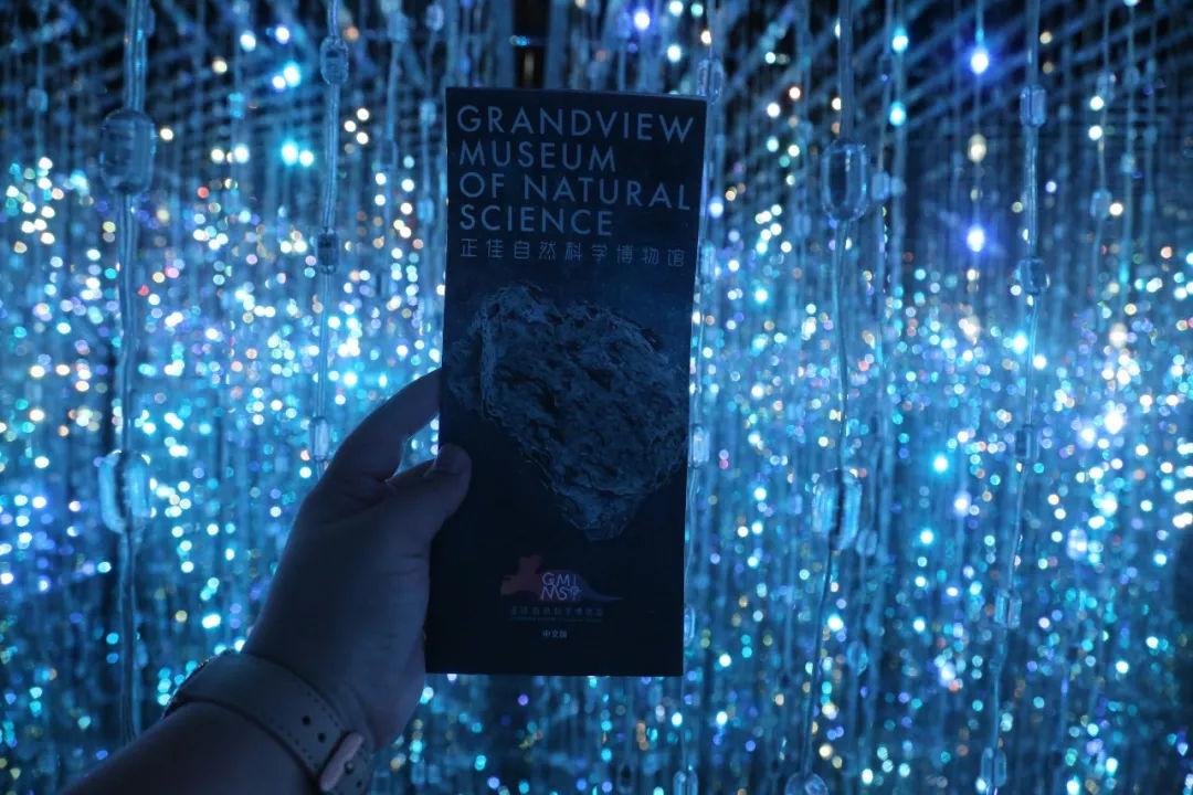 广州星空博物馆_广州首个开在mall里面的博物馆,竟把整个侏罗纪和银河隧道都搬 ...