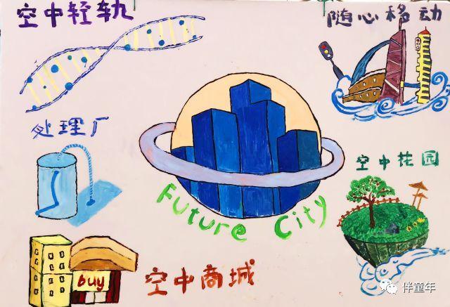 未来之城,近在眼前
