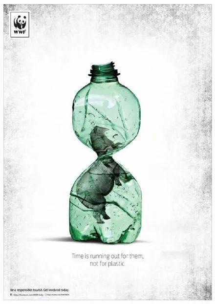 扎心的环保海报设计,看完我沉默了...