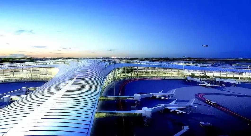 2019全国机场排行_中国机场名字 最美 的五大机场,网友 听着很美,国际范