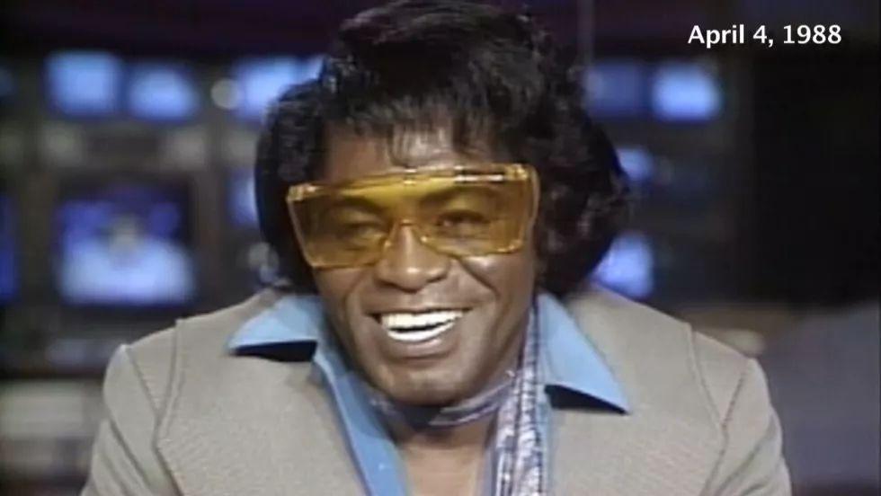 戴上假发你也成不了James Brown