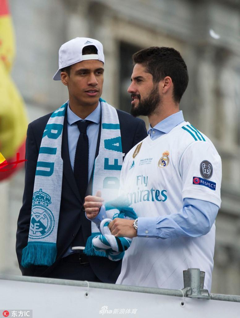 体育 正文  当地时间2018年5月27日,西班牙马德里,皇家马德里欧冠夺冠图片
