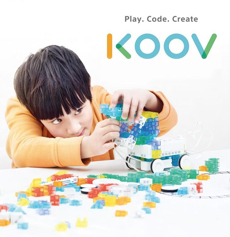 儿童节最好的礼物 索尼KOOV启蒙版助梦成长