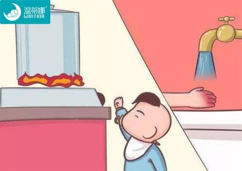 儿童煮饭卡通图片