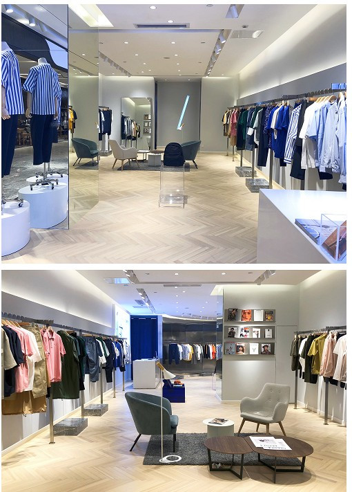 DEPOT3 西安SKP新店揭幕,精准定位男装中高端市场