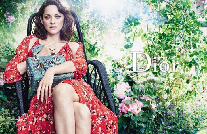 我说My Lady Dior是全世界最优雅的包,你同意吗?