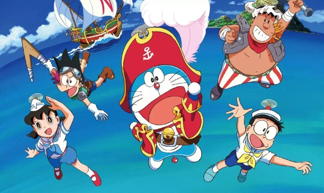 又一部哆啦A梦大电影将上映,如今还在追蓝胖子的你多大了
