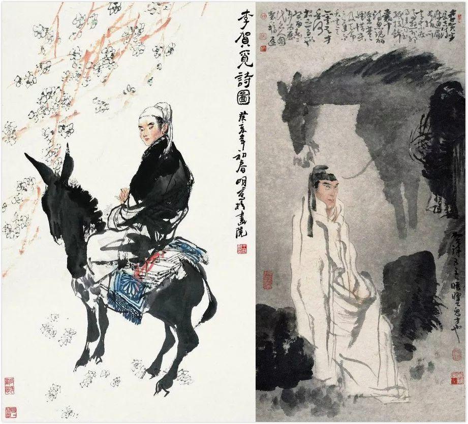 现代唯美荒诞派的诗人,原来在唐代就已经出现