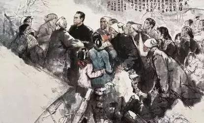 【艺术长廊】历届全国美展中国画金奖作品欣赏图片