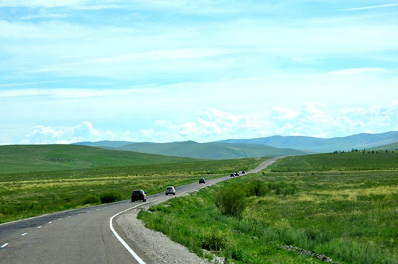 老面瓜自驾蒙古国俄罗斯——《醉美的风景在回国和回家的路上》