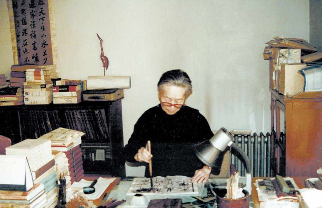 我叫舅母学电脑_石定果:纪念我的舅母杨绛先生