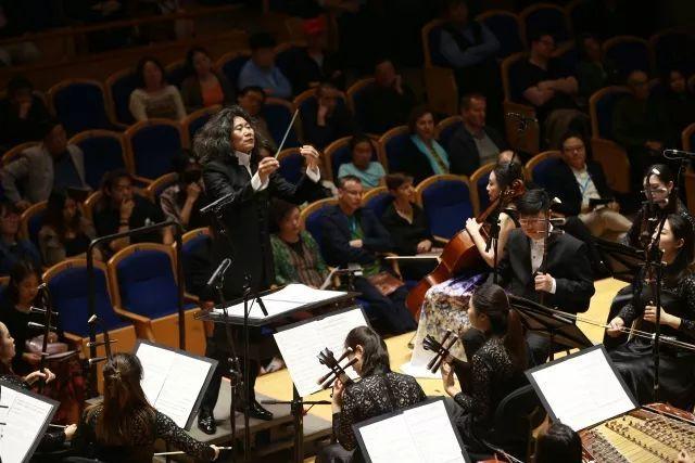 《长歌行》民族管弦乐作品音乐会全程回放,苏州民族管弦乐团首次亮相京城舞台