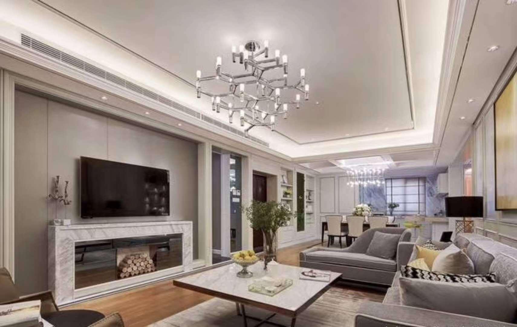 昆明家庭装修设计公司分享北欧风格施工案例