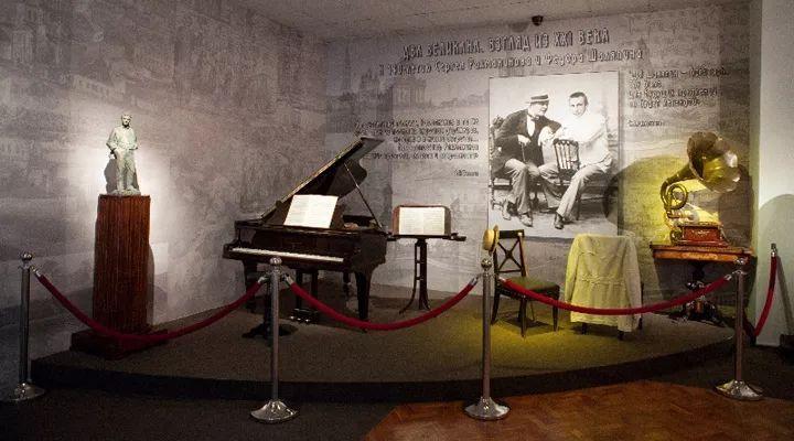 拉赫玛尼诺夫_吐血整理 | 全球34家最美音乐、戏剧博物馆,一定要收藏!
