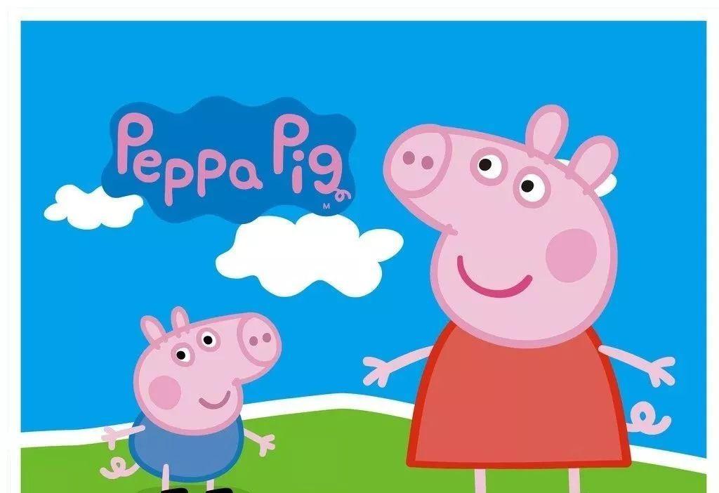 """小猪佩奇""""社会人""""是个什么梗?英语怎么说?图片"""