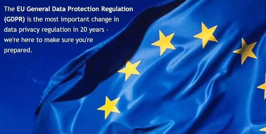 """欧盟出台""""史上最严""""数据保护法GDPR,对中国科技公司会有何影响"""