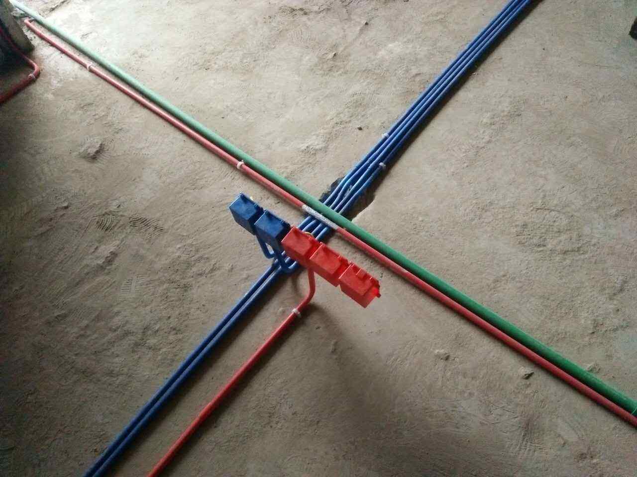 3.5同轴线接头接法