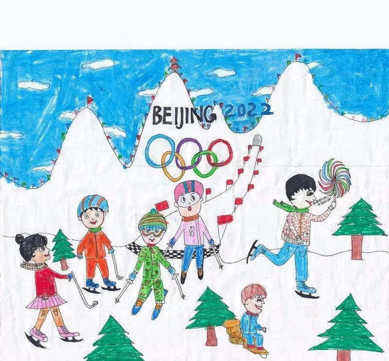 """体育 正文  经过这段时间对""""飞扬杯 · 迎接冬奥会,全民上冰雪""""青少年图片"""