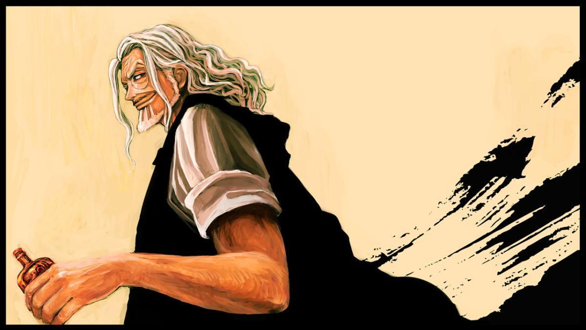 海贼王:盘点几位奇葩的老头,冥王雷利上榜