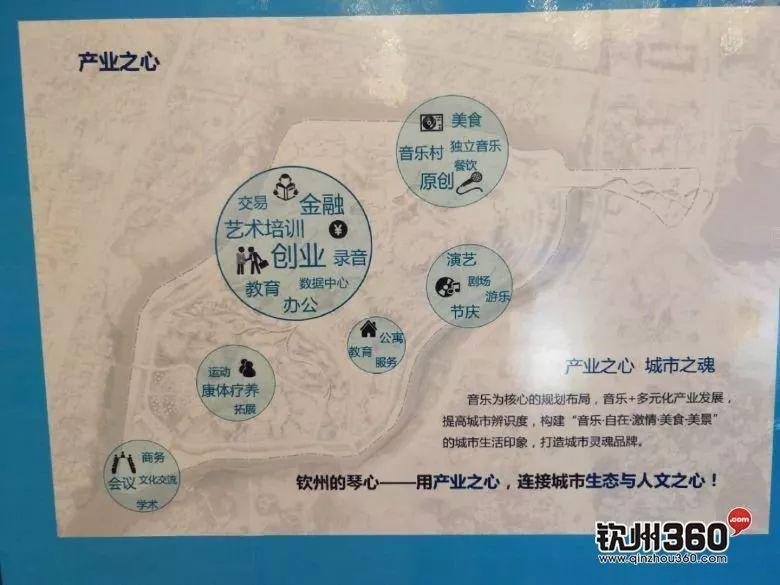 新场国际音乐村规划图